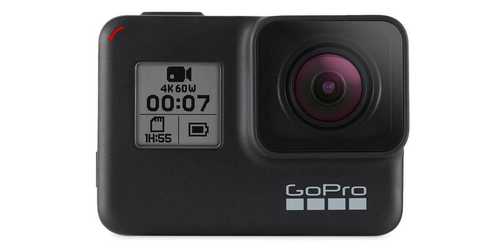 Экшн-камера GoPro CHDHX-701-RW (HERO7 Black Edition)*