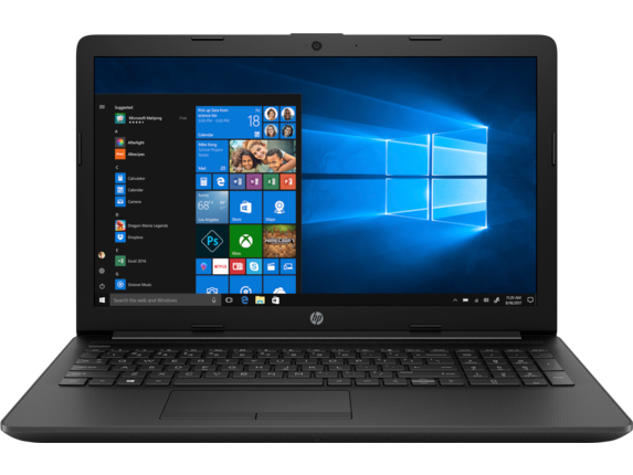 "Ноутбук HP (7SG64EA) 15-db1102ur (Ryzen 5-3500U,2.1GHz,4Gb,1Tb,Vega8,Win10) 15.6"" СПЕЦ ЦЕНА"