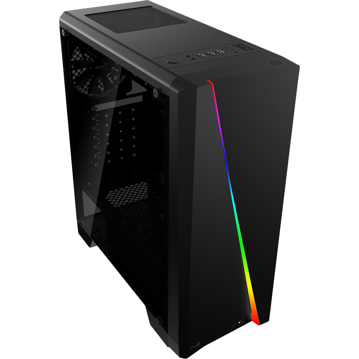 Корпус Midi Tower AeroCool Cylon