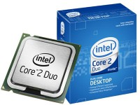 Процессор Intel Core2 Duo E6550/2,33GHz (s775) (box) 1333MHz