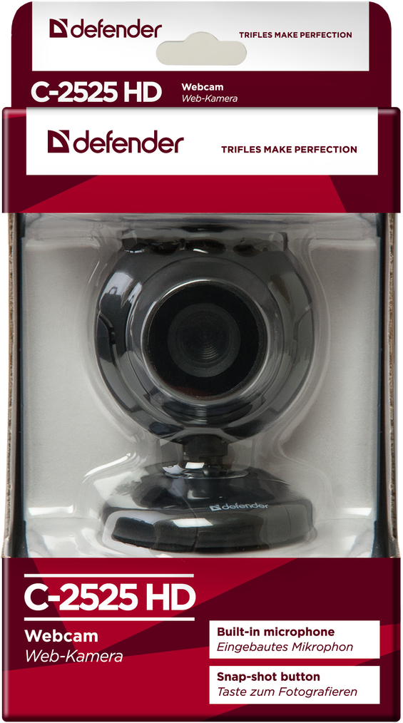 Digital Web Camera Defender C-2525HD