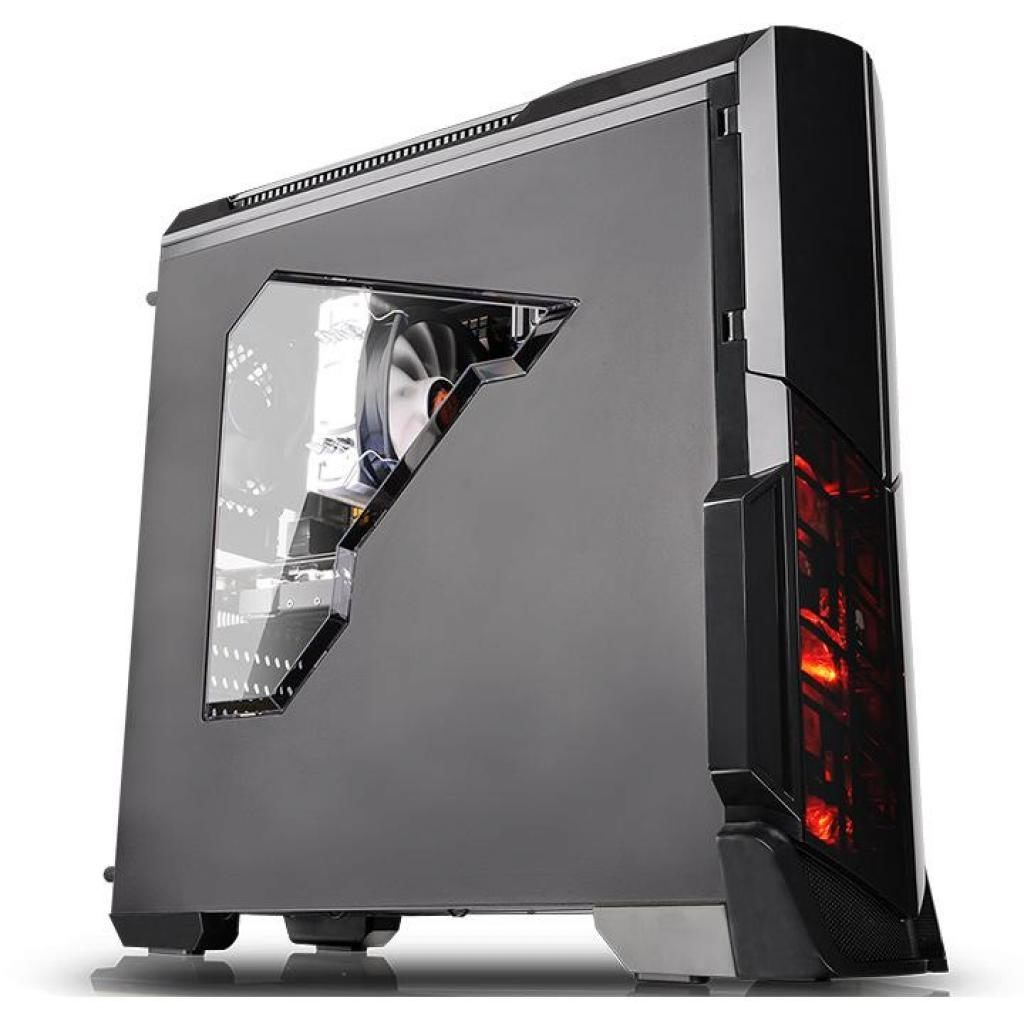 Корпус Midi Tower ATX ThermalTake Versa N21 (RGB - CA-1D9-00M1WN-00) black