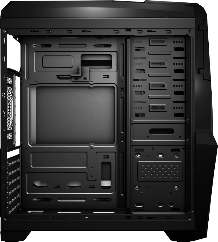 Корпус Midi Tower AeroCool Cruisestar