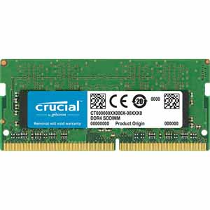 DIMM 8192Mb DDR4 2400MHz (for NB) Crucial