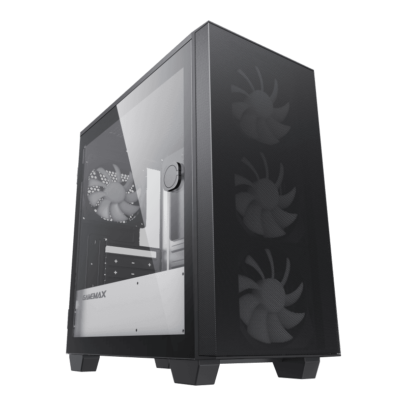 Корпус Midi Tower Gamemax Mini Aero