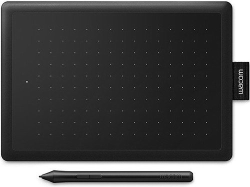 Графический Wacom One Small Black CTL-472