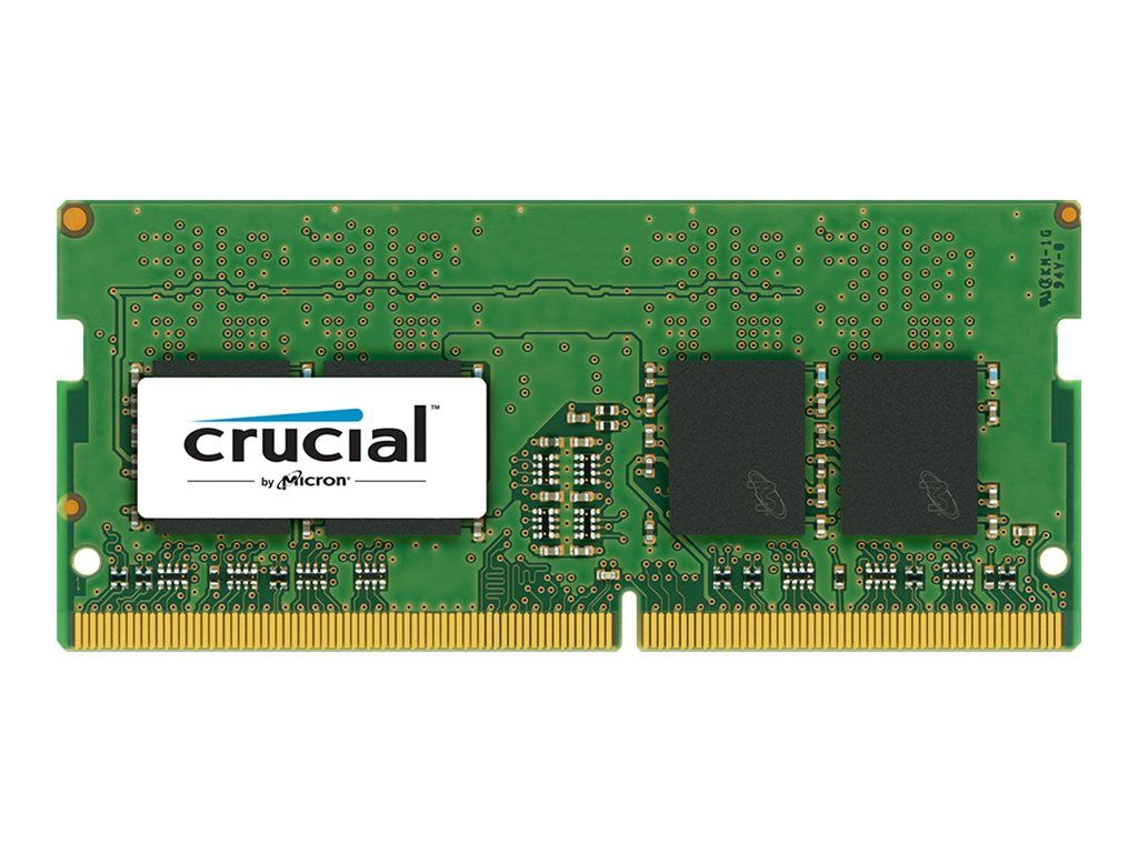 DIMM 4096Mb DDR4 2400MHz (Crucial) (for NB)