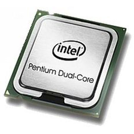 Процессор Intel Dual-Core E5500/2,8GHz (s775) (box) 800MHz 2Mb