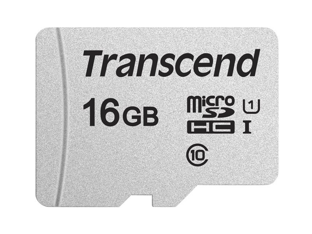 Flash SECURE DIGITAL 16Gb Micro (Transcend) TS16GUSD300S