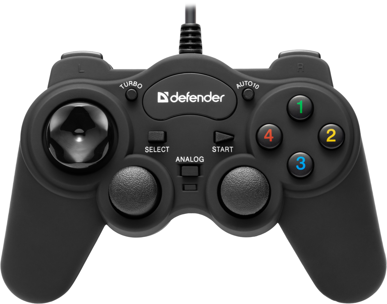 Game pad Defender GAME RACER TURBO RS3