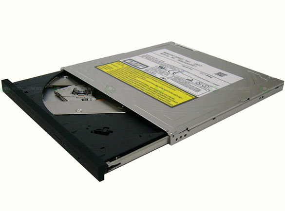 DVD-+RW, CD-R/RW +R9 U10N 9.5mm (for NB) IDE (Tray)454545