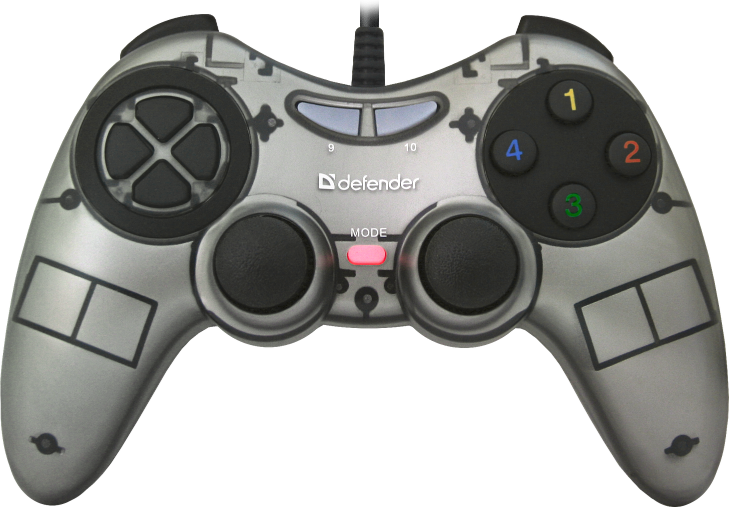 Game pad Defender Zoom USB Xinput